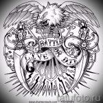 Классный эскиз татуировки крылья – рисунок тату крыло подойдет для под крылом ангела тату надпись фото