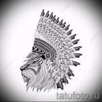 Уникальный вариант татуировки эскиз лев с короной – можно использовать для тату лев с короной на плечо
