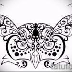 Интересный вариант тату эскиз филин – можно использовать для тату филин и ловец снов