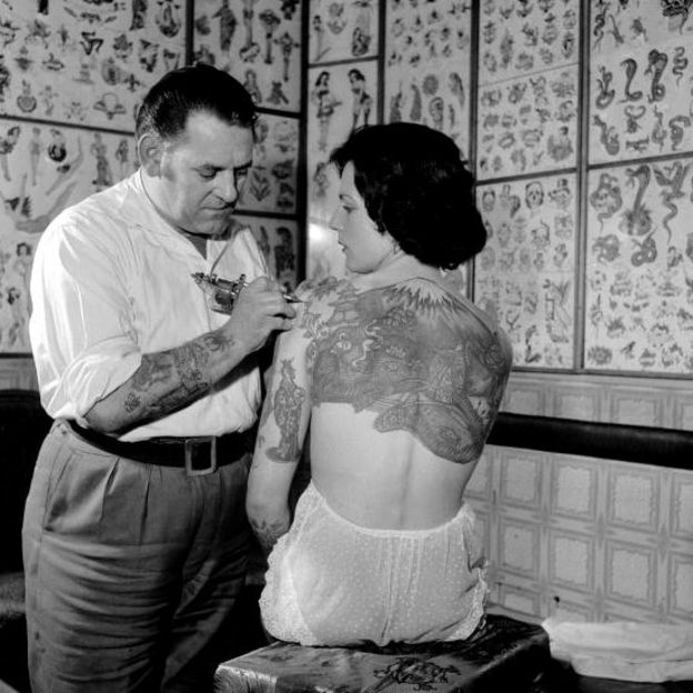 История Британии и татуировки – интересные факты