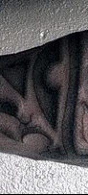 Фото тату Анкх (значение) – пример интересного рисунка тату – 017 tatufoto.com