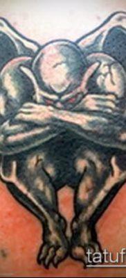Фото тату гаргулья (значение) — пример интересного рисунка тату — 022 tatufoto.com