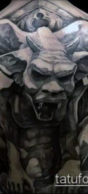Фото тату гаргулья (значение) — пример интересного рисунка тату — 023 tatufoto.com