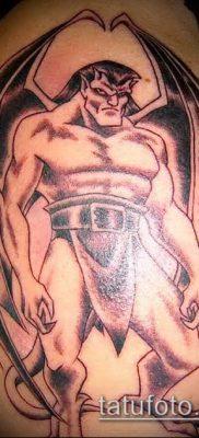 Фото тату гаргулья (значение) — пример интересного рисунка тату — 045 tatufoto.com