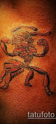 Фото тату муравей (значение) – пример интересного рисунка тату – 029 tatufoto.com