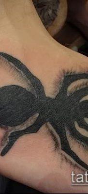 Фото тату муравей (значение) – пример интересного рисунка тату – 041 tatufoto.com