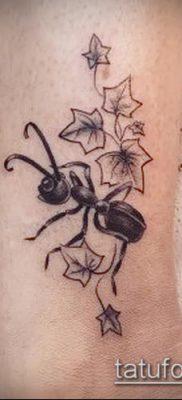 Фото тату муравей (значение) – пример интересного рисунка тату – 054 tatufoto.com