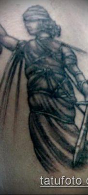 фото тату Фемида (значение) – пример интересного рисунка тату – 054 tatufoto.com