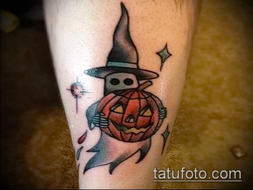 фото тату ведьма №800 - достойный вариант рисунка, который легко можно использовать для переработки и нанесения как тату ведьма на руке