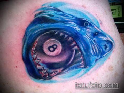фото тату восемь №919 - эксклюзивный вариант рисунка, который удачно можно использовать для переделки и нанесения как тату 8 в круге