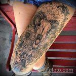 фото тату козел №483 - достойный вариант рисунка, который успешно можно использовать для доработки и нанесения как тату козел на запястье