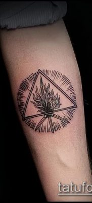 Тату магические символы значение – пример интересного рисунка тату – 008 tatufoto.com