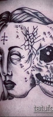 Тату магические символы значение – пример интересного рисунка тату – 017 tatufoto.com