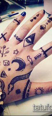 Тату магические символы значение – пример интересного рисунка тату – 024 tatufoto.com