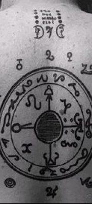 Тату магические символы значение – пример интересного рисунка тату – 029 tatufoto.com