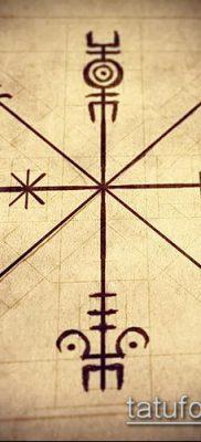 Тату магические символы значение – пример интересного рисунка тату – 036 tatufoto.com