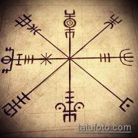 Тату магические символы и их значение