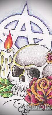 Тату магические символы значение – пример интересного рисунка тату – 051 tatufoto.com