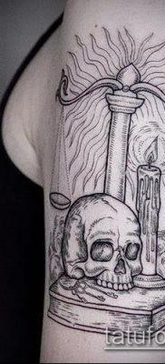 Тату магические символы значение – пример интересного рисунка тату – 057 tatufoto.com