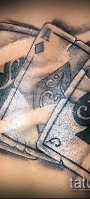 Тату 4 туза (значение) – пример интересного рисунка тату – 033 tatufoto.com