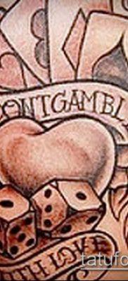 Тату 4 туза (значение) – пример интересного рисунка тату – 037 tatufoto.com