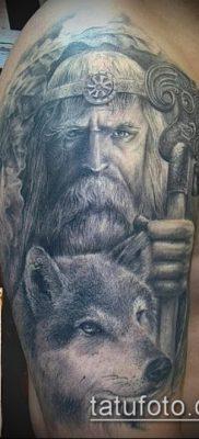 тату Велес фото (значение) – пример интересного рисунка тату – 004 tatufoto.com