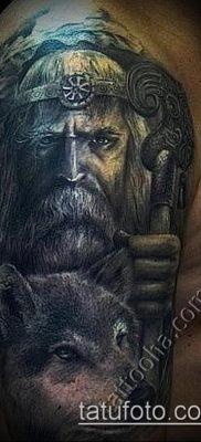 тату Велес фото (значение) – пример интересного рисунка тату – 012 tatufoto.com