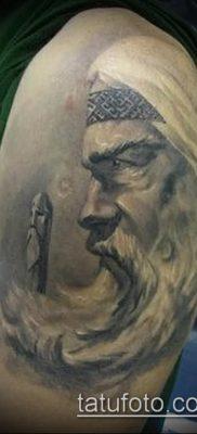 тату Велес фото (значение) – пример интересного рисунка тату – 015 tatufoto.com