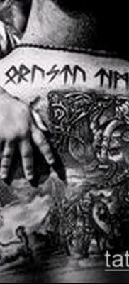 тату Велес фото (значение) – пример интересного рисунка тату – 024 tatufoto.com