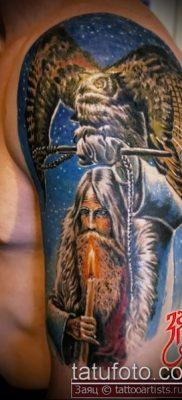 тату Велес фото (значение) – пример интересного рисунка тату – 032 tatufoto.com