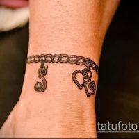 Значение тату браслет