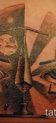 тату весы (зодиак) (значение) – пример интересного рисунка тату – 041 tatufoto.com