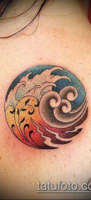 тату ветер фото (значение) – пример интересного рисунка тату – 025 tatufoto.com