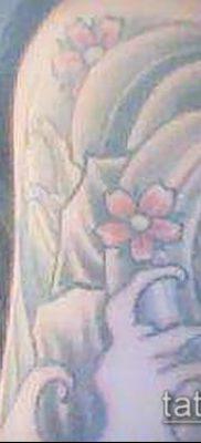 тату ветер фото (значение) – пример интересного рисунка тату – 032 tatufoto.com