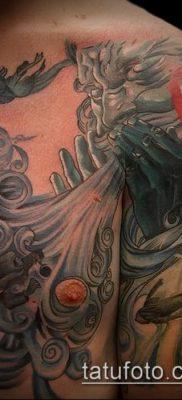 тату ветер фото (значение) – пример интересного рисунка тату – 033 tatufoto.com