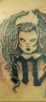 тату дева фото (значение) – пример интересного рисунка тату – 004 tatufoto.com