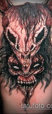 тату демон фото (значение) – пример интересного рисунка тату – 002 tatufoto.com