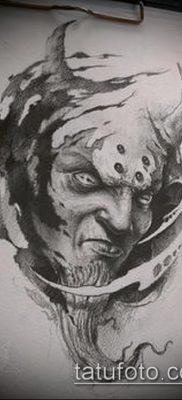 тату демон фото (значение) – пример интересного рисунка тату – 004 tatufoto.com