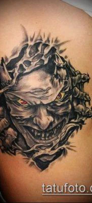 тату демон фото (значение) – пример интересного рисунка тату – 006 tatufoto.com
