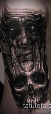 тату демон фото (значение) – пример интересного рисунка тату – 010 tatufoto.com