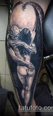 тату демон фото (значение) – пример интересного рисунка тату – 011 tatufoto.com