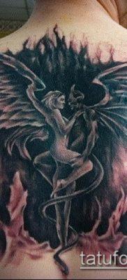 тату демон фото (значение) – пример интересного рисунка тату – 013 tatufoto.com