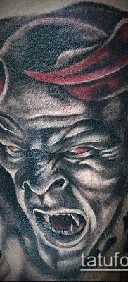тату демон фото (значение) – пример интересного рисунка тату – 016 tatufoto.com