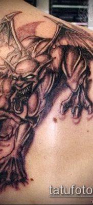 тату демон фото (значение) – пример интересного рисунка тату – 023 tatufoto.com