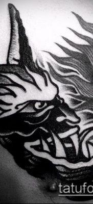 тату демон фото (значение) – пример интересного рисунка тату – 027 tatufoto.com