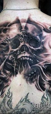 тату демон фото (значение) – пример интересного рисунка тату – 028 tatufoto.com