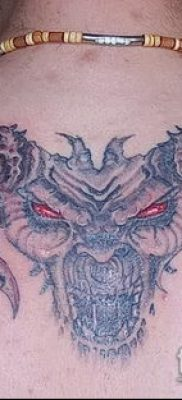 тату демон фото (значение) – пример интересного рисунка тату – 029 tatufoto.com