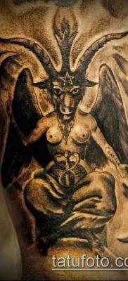 тату демон фото (значение) – пример интересного рисунка тату – 032 tatufoto.com