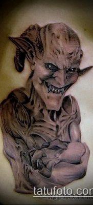 тату демон фото (значение) – пример интересного рисунка тату – 038 tatufoto.com
