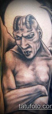 тату демон фото (значение) – пример интересного рисунка тату – 039 tatufoto.com